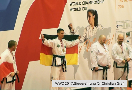 WCC 2017 taekwon-do Christian Graf